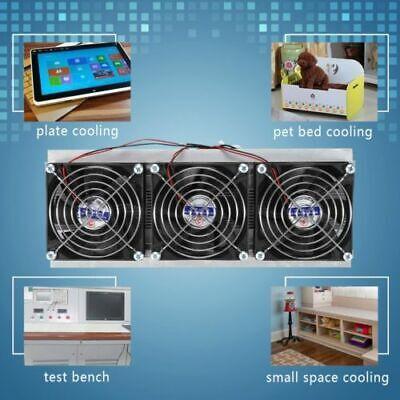 Obligatorisch Thermoelektrische Peltier-kühlung Kühlsystem Halbleiter Kühler 3 Chip