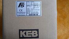 KEB COMBIVERT  13.F5.B1D-YOOE       5,5 kW