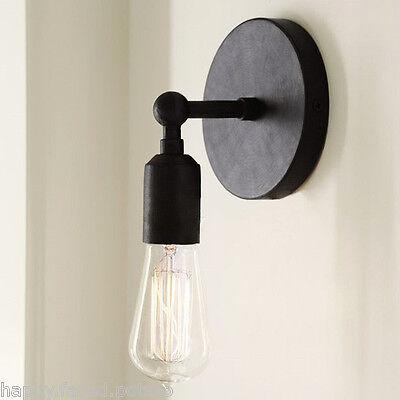 L arm loft wall light INDUSTRIAL RETRO Warehouse Sconce Edison Vintage Bulb