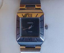 CITIZEN WICCA Wrist Watch Quartz 1032-L19478 Japan/ Reloj marca Citizen Wicca