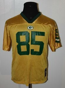 official photos 1c8ef 41bc8 NFL Store Green Bay Packers Greg Jennings Yellow Jersey ...