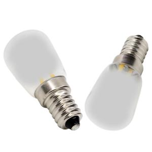 Détails Lampe Blanc Led Type 1w5 Sur 230v Frigo Chaud Filament E14 6Y7gybf