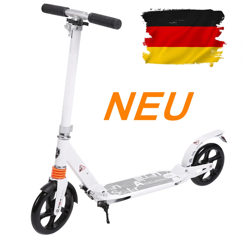 Scooter Kinderroller Tretroller Cityroller Kickroller faltbares Design T-Styll