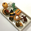 Nora-Fleming-Gobble-Gobble-Turkey-Mini-Thanksgiving-A47-Entertaining-Charm-NEW thumbnail 4