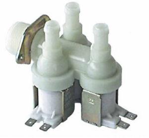 1-2 Trou Machine à Laver Triple Eau Valve D'Admission 90° Val21 240v kUzjlqPI-07192012-849309257