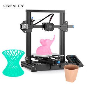 Creality 3D Ender-3 V2 Kit stampante 3D  Struttura del corpo in un unico pezzo