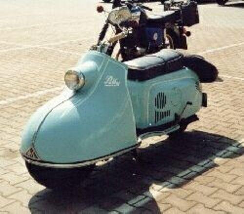 IWL Roller Wiesel + Pitty - >30 Motor Schrauben Set 24< Normteile Satz NEU