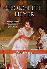 Regency Romances: Frederica 24 by Georgette Heyer (2009, Paperback)