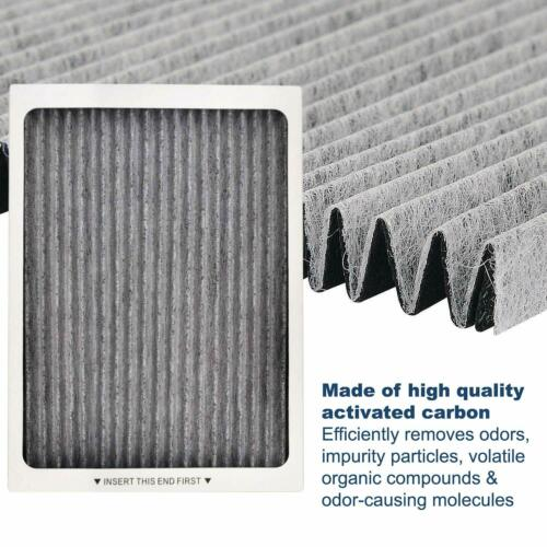 4-Pack HQRP Air Filter for Frigidaire FGHS2368L FGHS2631P FGHS2631PF FGHS2655P