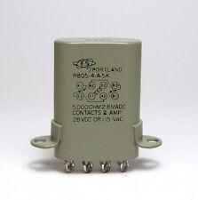 Portland R805-4-A-5K Miniatur-Relais, Sealed MIL Relay, 2x UM, 5000 Ohm bei 14V