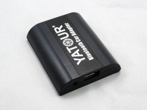 Adaptador bta aux mp3 cambiador manos libres adecuado para radio Alfa Romeo