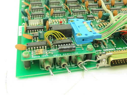 Details about  /Kyodo Denki X-21473A 5A SPS-194V-0 Control Panel CNC Circuit Board Daughter