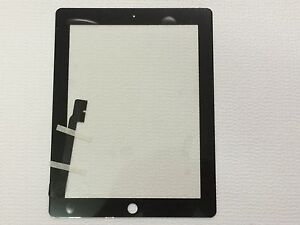 Black-Touch-Screen-Glass-Digitizer-Replacement-For-iPad-4-4th-A1460-A1459-A1458