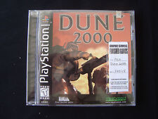 Dune 2000 for Playstation PS1 Brand New! From Electronic Arts Archive
