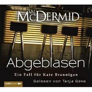 TANJA-GEKE-VAL-MCDERMID-ABGEBLASEN-4-CD-HORBUCH-KRIMI-THRILLER-NEU