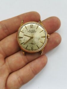 VINTAGE-FLICA-ANCRE-15-RUBIS-ANTIMAGNETIC-SWISS-MADE-WIND-UP-WATCH-WORKING