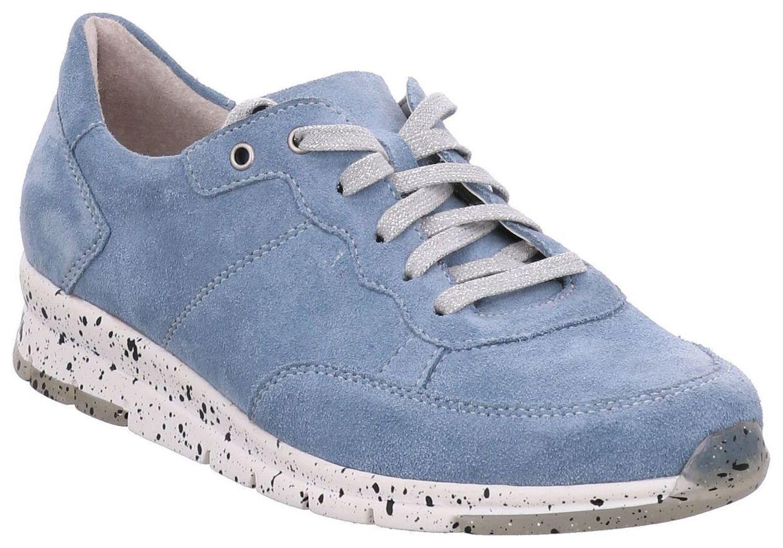 Femmes Lacets Décontractées Baskets Chaussures romika 31218 Tabea Bleu EU Taille 42 Large