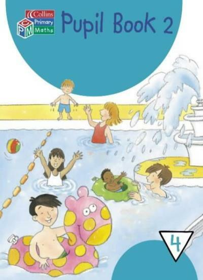 Collins Primary Maths: Pupil Book 2 (Year 4) By Peter Clarke