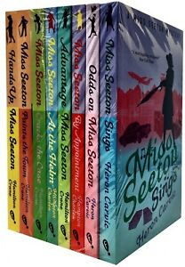 Miss-Seeton-Mysteries-Collection-8-Books-Set-Pack-Miss-Seeton-By-Appointment
