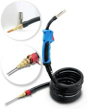 MIG MAG Welding Torch Einhell type with Electrovalve in handle grip 3m MB-14 TW