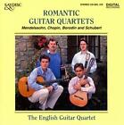 Romantic Guitar Quartets von The English Guitar Quartet (2014)
