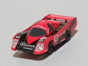 TOMY AFX HO Slot car Porsche 962 #10 Kenwood Super light ...