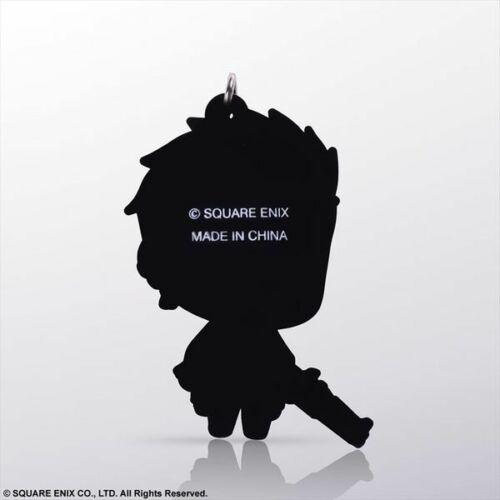 Square Enix Trading Rubber Strap 4 Cellphone Charm Final Fantasy XII 12 Balthier