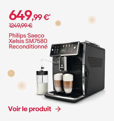 Philips Saeco Xelsis SM7580 Reconditionné - 649,99 €*