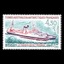 """TAAF 1994 - Ships """"Kerguelen de Tremarec"""" (Trawler) - Sc 202 MNH"""