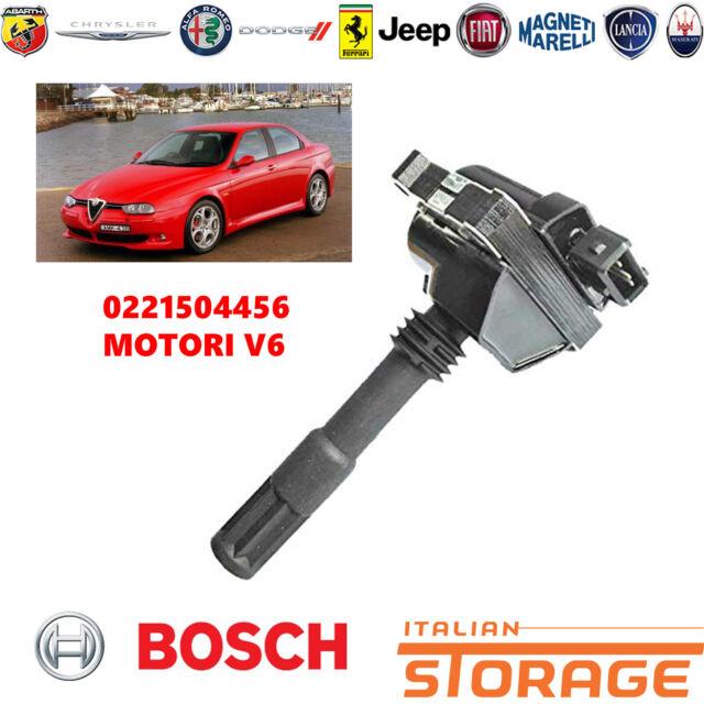 147 156 166 Spider Kappa Tesis V6 Bobina de Encendido Nuevo 0221504456 60562701