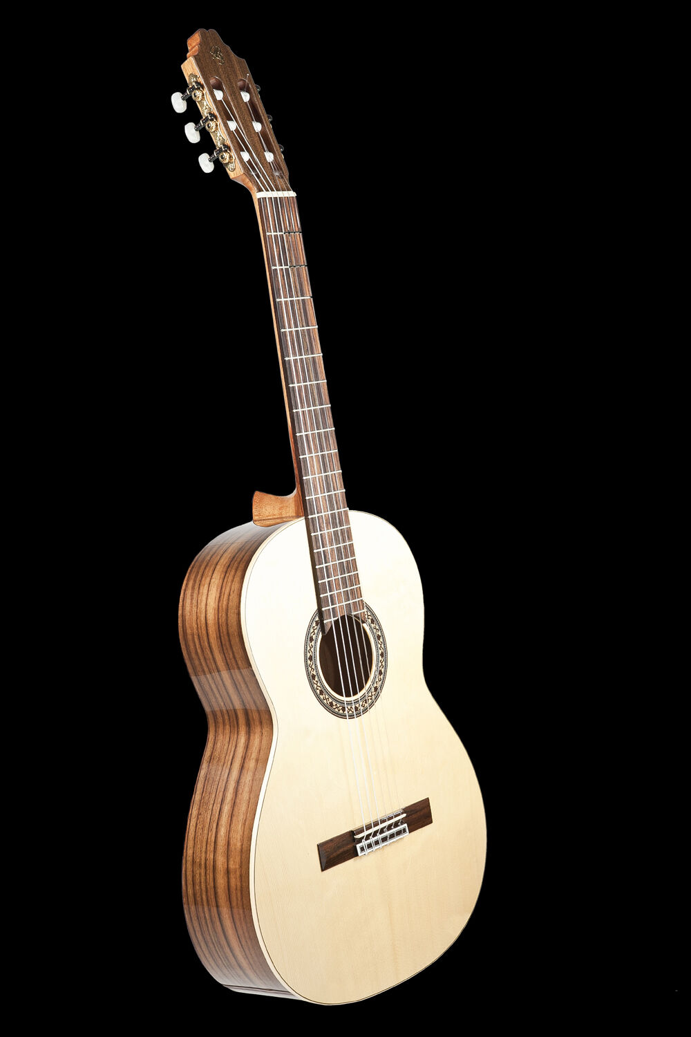 SAEZ GUITAR 4a pinkwood Corpus  all solid Spruce top NEW NEW