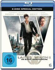 LARGO WINCH II, Die Burma Verschwörung (2-Disc Special Edition) Blu-ray NEU+OVP