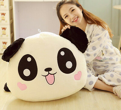 20cm Lovely Cute Plush Doll Toy Stuffed Animal Panda Pillow Quality Bolster New