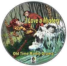 I Love A Mystery - 234 Old Time Radio Shows Mp3 - DVD