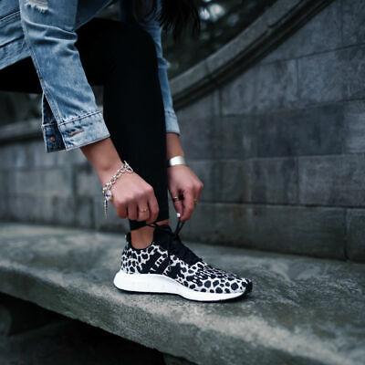 Details about Adidas Women's Swift Run Leopard Print Sneaker Shoe New in Box Sizes 5-9