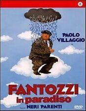 Dvd FANTOZZI IN PARADISO - (1993) ***Paolo Villaggio***   ......NUOVO