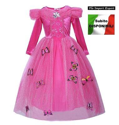 Bella Vestito Carnevale Maschera Belle Cosplay Girl Dress up BELG001DIR
