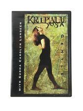 Kripalu Yoga Gentle Dvd With Sudha Carolyn Lundeen 1998 For Sale Online Ebay
