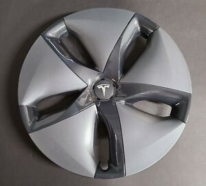 One Aero Wheel Cover Hubcap 2017-2020 Tesla Model 3 18 ...
