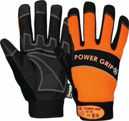 Conejo trabajo mano zapato Power Grip invierno talla 11 402050 -11 mano protección arbeitshands