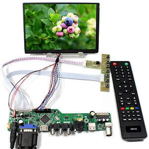 TV-HDMI-VGA-AV-USB-AUDIO-LCD-Controller-Board-7-034-N070ICG-LD11280x800-IPS-LCD