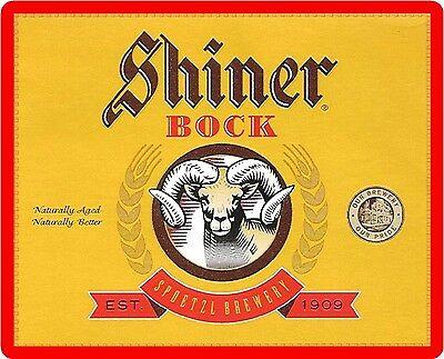 Tool Box Magnet Man Cave  Gift Card Insert Shiner Beer #1  Refrigerator