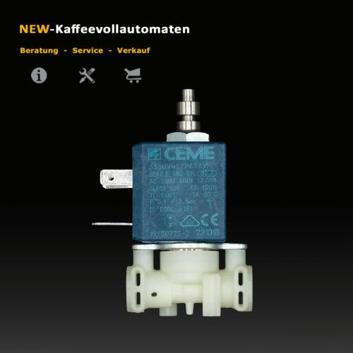 Delonghi 3 voies Solenoid électrovanne 3 V 3 bar à ECAM ETAM Espresso