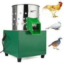 Small Chicken Dove Feather Plucking Machine Poultry Plucker Birds Depilator Y