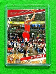 COBY-WHITE-ROOKIE-CARD-CHICAGO-BULLS-RC-2019-20-PANINI-CHRONICLES-PRESTIGE-RC