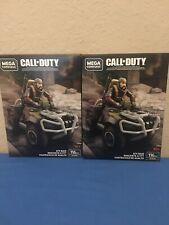 Mega Construx Call of Duty ATV RAID Black Ops 4 GCN95-116 Pieces
