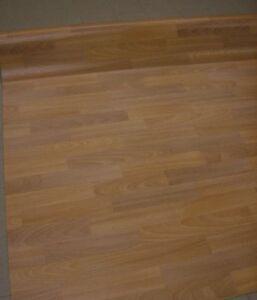 Das Bild Wird Geladen Pvc Bodenbelag 160x300 Rest Parkettoptik Buche Natur Neu