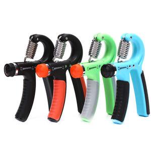 Hand finger strength exerciser trainer strengthener grip resistance trainer 0ZN