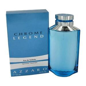 CHROME-LEGEND-by-Azzaro-4-2-oz-EDT-eau-de-toilette-Mens-Spray-Cologne-NEW-NIB