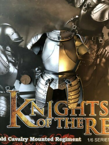 COOModels Knights of the Realm HC 2 METAL Body Armor loose 1//6th scale